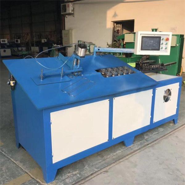 2D CNC Otomatik Çelik Tel Bükme Makinesi