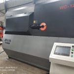 4-12mm hidrolik otomatik cnc 2D tel bükme makinesi tedarikçisi