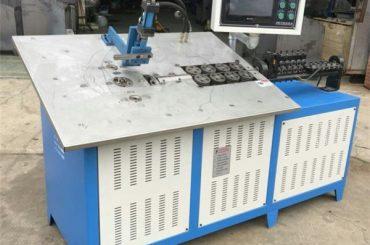 Sıcak satış otomatik 3d çelik tel şekillendirme makinesi cnc, 2d tel bükme makinesi fiyat