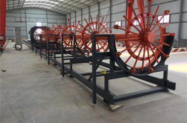 CNC Takviye Kazık Çelik Inşaat Demiri Kafes Kaynak Makinası