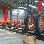 Bina için cnc çelik kafes kaynak makinesi çelik rulo dikiş kaynakçı kullanımı