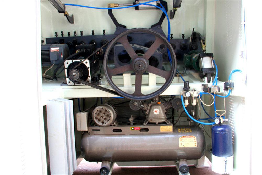 CNC tel bükme makinası4