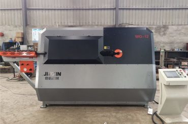 Çin üretici 4-12mm otomatik cnc kontrol çelik tel, inşaat demiri bükme makinesi