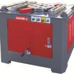 çelik papa bükme için elektrik demir bükme makinesi
