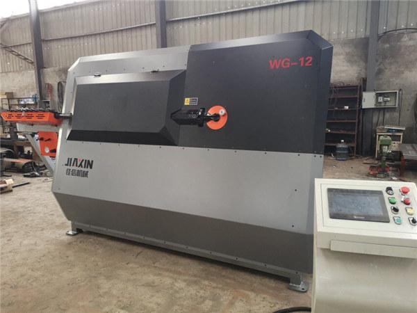 fabrika demir çubuk cnc otomatik inşaat demiri üzengi bükme makinesi