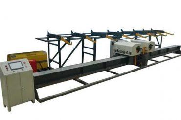 cnc çelik çubuk bükme merkezi makinesi