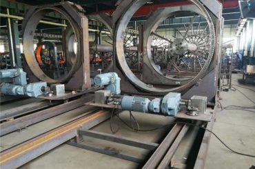 prekast beton bükülmüş kazık için pc bar kafes kaynak makinesi