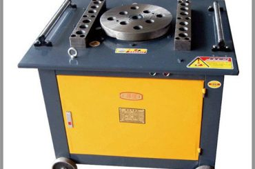Ferforje kaydırma bükme makinesi