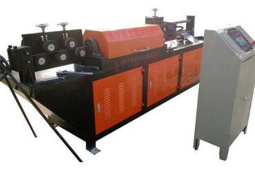 otomatik hidrolik tel doğrultma ve kesme makinası