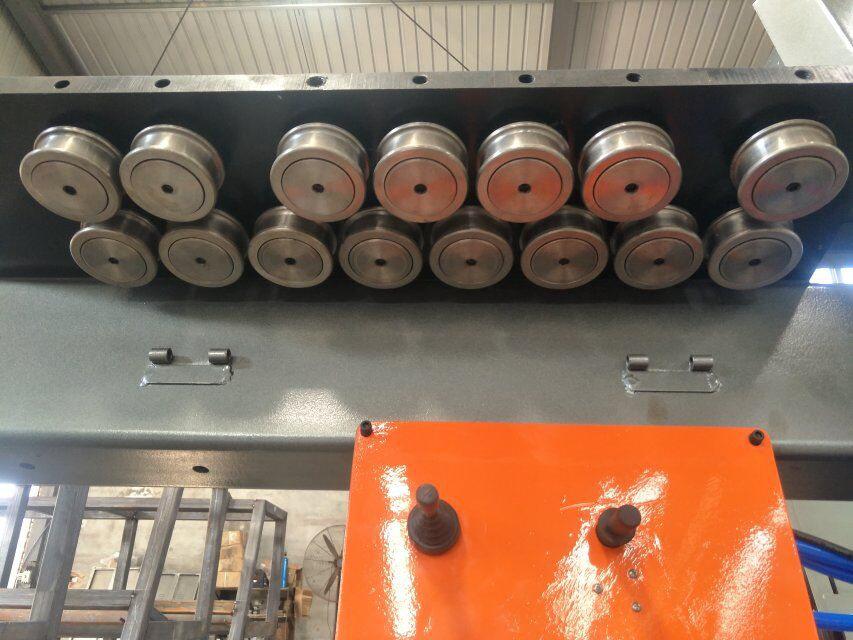 cnc çelik çubuk bükme makinesi